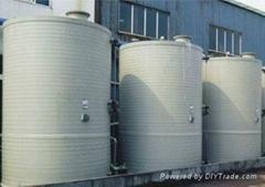 PPH擠出纏繞儲罐吸收塔