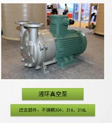 2BV Water- ring vacuum pump