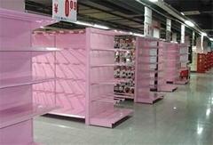 heavy duty supermarket shelf