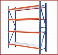 industrial warehouse pallet rack