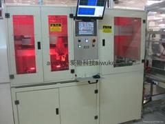視覺定位LCD塗膠機