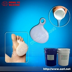 Medical Grade liquid silicone rubber for shoe insoles