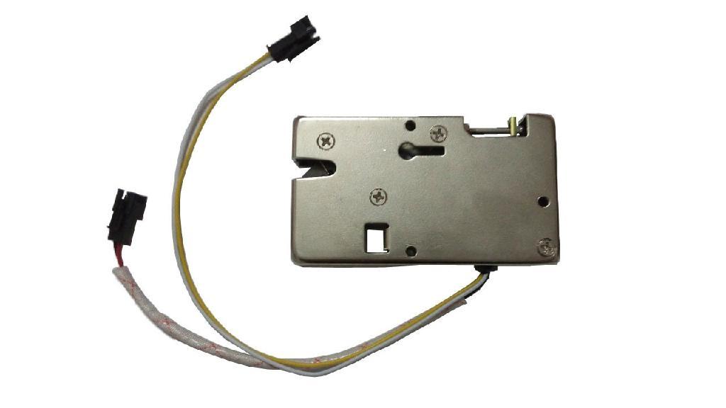 .智能信报箱寄存柜电控锁 1