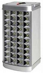 MODEL NO.6400S LED EMERGENCY LAMPS ALUMINUM HOUSING
