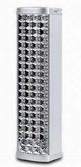 MODEL NO.6800S 80PCS LED EMERGENCY LAMPS ALUMINUM HOUSING