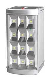 MODEL NO.6612 12PCS LED EMERGENCY LAMPS ALUMINUM HOUSING 1