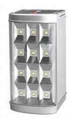 MODEL NO.6612 12PCS LED EMERGENCY LAMPS ALUMINUM HOUSING
