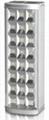 MODEL NO.6624 24PCS LED EMERGENCY LAMPS