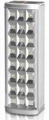 MODEL NO.6624 24PCS LED EMERGENCY LAMPS ALUMINUM HOUSING