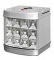 MODEL NO.4012 12PCS LED EMERGENCY LAMPS