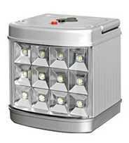 MODEL NO.4012 12PCS LED EMERGENCY LAMPS ALUMINUM HOUSING