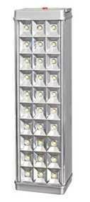MODEL NO.3305S 30PCS LED EMERGENCY LAMPS ALUMINUM HOUSING 1