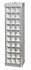 MODEL NO.3305S 30PCS LED EMERGENCY LAMPS ALUMINUM HOUSING