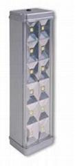 MODEL NO.3305H 12PCS LED EMERGENCY LAMPS ALUMINUM HOUSING