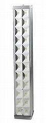 MODEL NO.4605H 24PCS LED EMERGENCY LAMPS ALUMINUM HOUSING