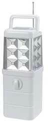 PL-3624 EMERGENCY LIGHT WITH USB & RADIO 360DEGREE LIGHTING 1