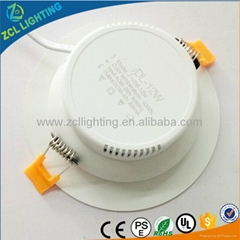 100lm/w CRI80 Aluminum LED Integrated Down Light