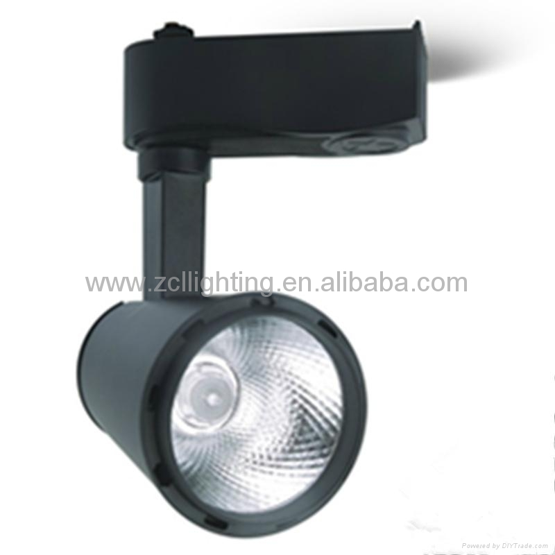 10W 20W 30W LED Track Light made in China 5