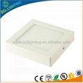 6W 12W 18W Warm White Natural White Cool
