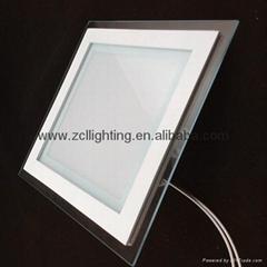 AC85-265V Glass LED Pane