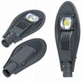 China manufacturer luminaires 20w 30w 50w 100w 150w 200w 250w led street light