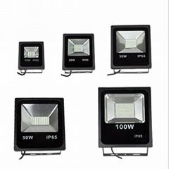 high power 10w 20w 30w 50w 100w 150w 200w led flood light