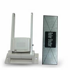 ABS White Rolling Door Magnetic Sensor Detector