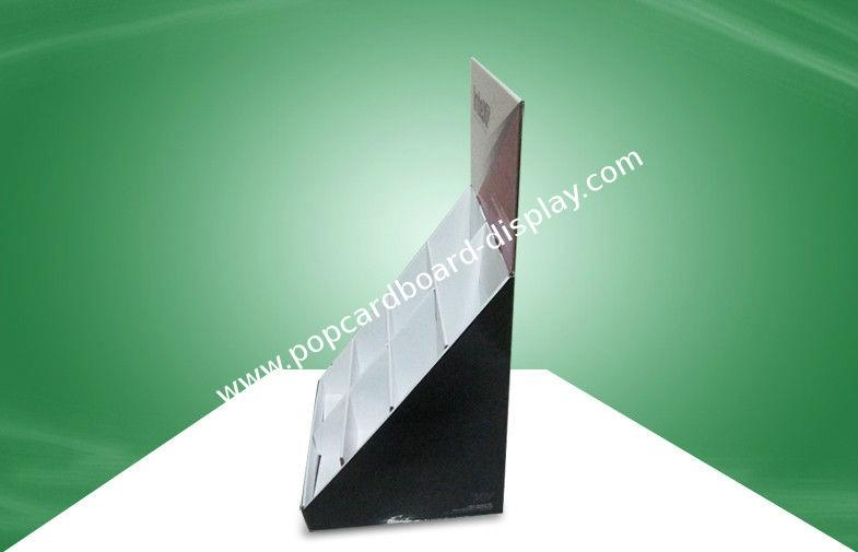 Customized Cardboard Countertop Displays With Offset Printing 3