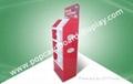 Cardboard Display Shelf Cardboard Retail