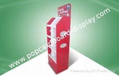 Cardboard Display Shelf Cardboard Retail Display Stands