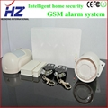 network wireless auto dial safe house