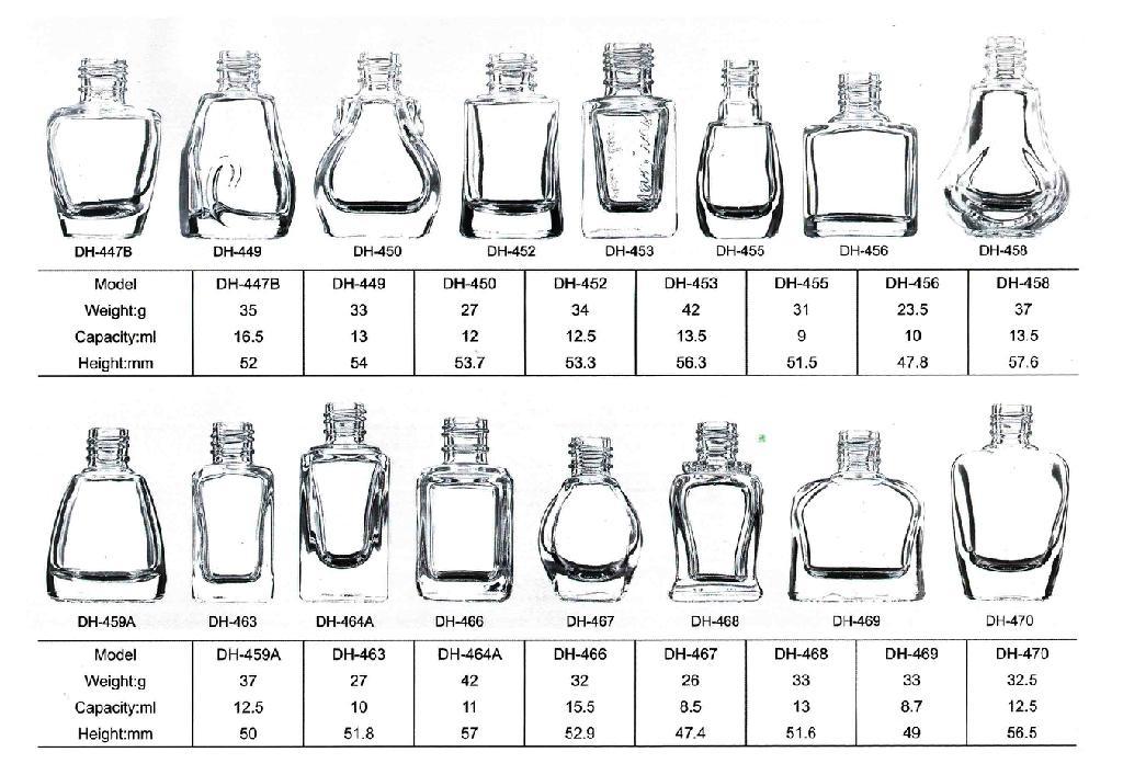 nail polish glass bottle catalogue page 17-21 4
