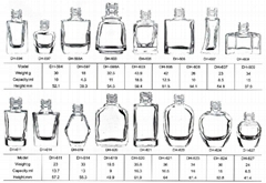 nail polish glass bottle catalogue page 22-26
