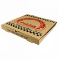 custom logo printed corrugated pizza box