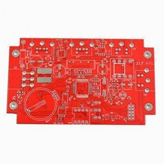 6-layer Rigid PCB, Finished with Lead-free HASL, Used for Digital Products