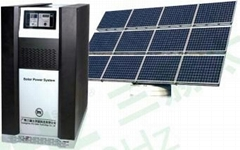 Solar off-Grid Power System (3HZ-H1500)
