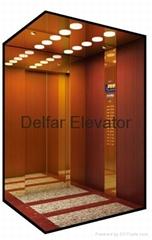 Commercial passenger elevator/lift