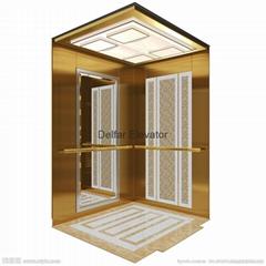Safe and comfortable passenger elevator