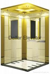 CE Aproved Machine Roomless Passenger Elevator 630kg