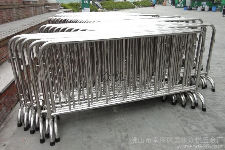 宁波地铁专用围栏 1