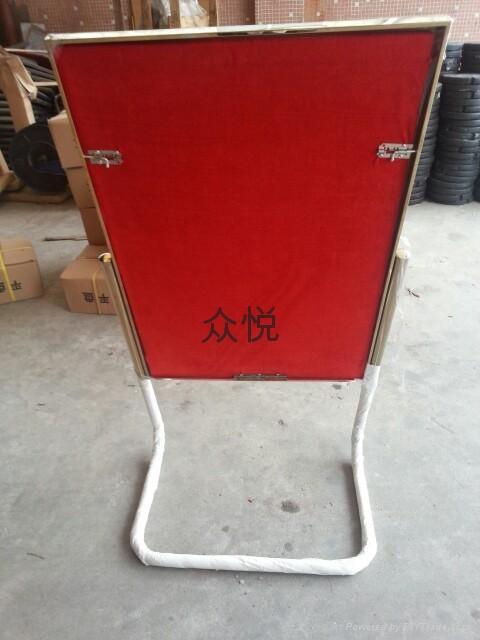 上海不锈钢L型指示牌 2