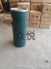 合肥不锈钢欧式指示牌 5