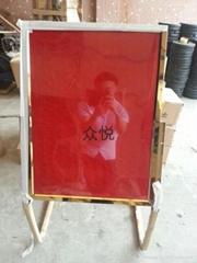深圳不鏽鋼禮賓牌