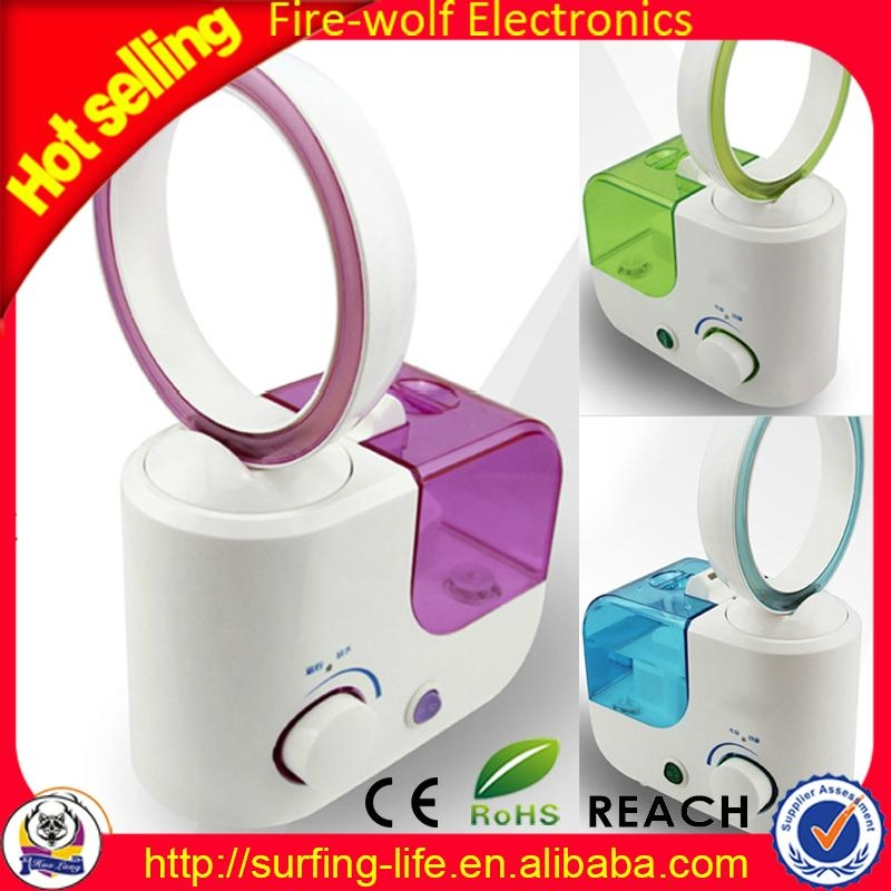 Humidifier Fan Bladeless mulitifunction Super affordable humidifier with a blade 1