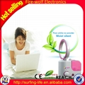 Humidifier Fan Bladeless mulitifunction Super affordable humidifier with a blade 3