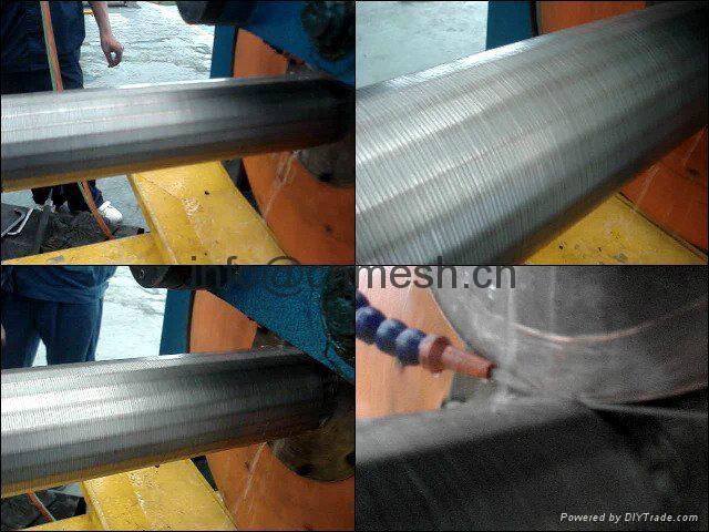 Johnson Wedged Wire Screen Mesh Welding Machine 4