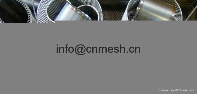 Cylindrical screen 3