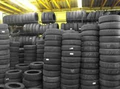 Baled tires scrap(Used )