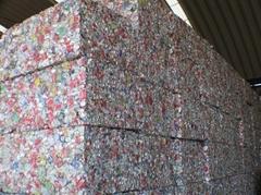 Aluminium scrap ubc cans
