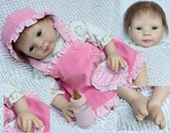 Dolls Products Dolls Hot Selling Baby Doll Silicone